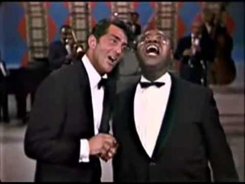 Dean Martin & Louis Armstrong