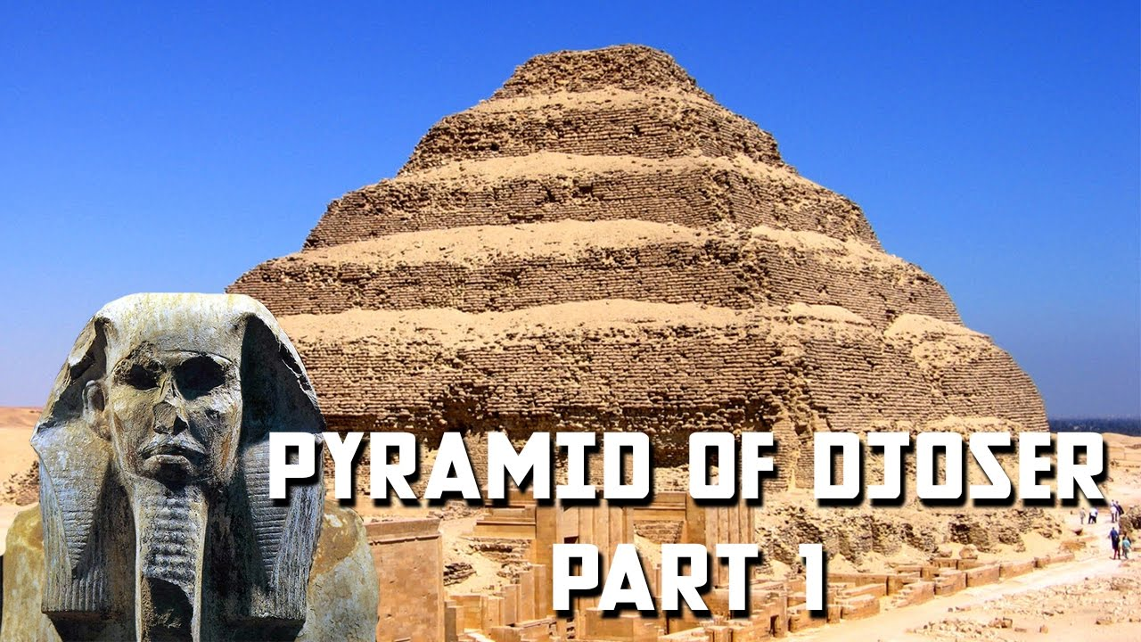 Pyramid of Djoser, Part 1 - YouTube