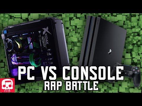 PC VS CONSOLE RAP BATTLE by JT Music -