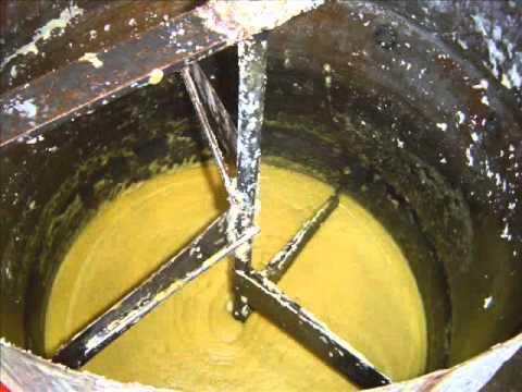 Fabrication du savon traditionnel l 39 huile d 39 olive youtube - Machine de fabrication de treillis a souder ...