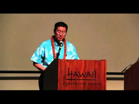 2016 School Empowerment Conference   Board of Education Chairperson Lance Mizumoto