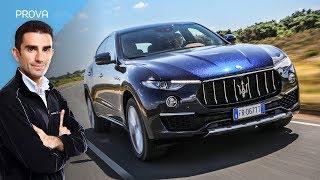 Maserati Levante MY2019 | Il bello di guidare un SUV a benzina da 430 CV thumbnail