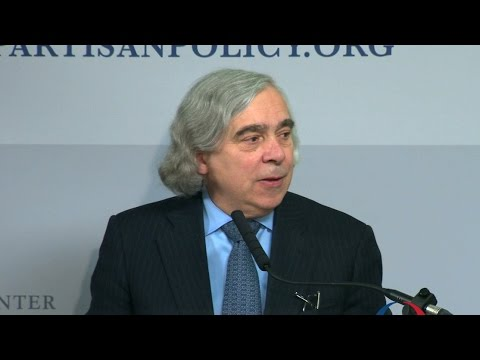 Secretary Moniz Delivers Remarks at the Bipartisan Policy Center