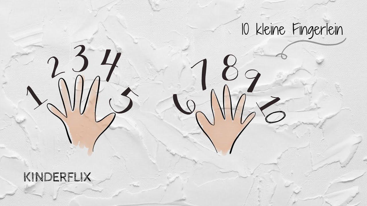 Fingerspiel fingerlein 10 kleine Fingerspiele, Reime