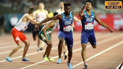 Men's 4 x 400m Relay at Athletics World Cup 2018