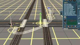 Trainz 2012 ATLS crossing tutorial