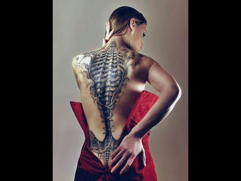 50 Mind Blowing Biomechanical Tattoos