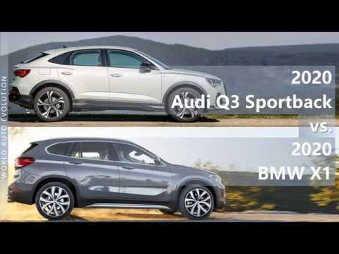 2020 Audi Q3 Sportback Vs 2020 Bmw X1 Technical Comparison Youtube