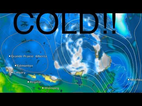 North Western Cold Swing//Polar Vortex//5.8 earthquake Solomon Islands September, 18, 2018