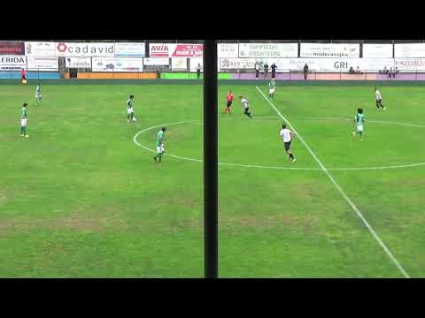 Goles CD Arenteiro 1-1 Ourense CF octubre 2018
