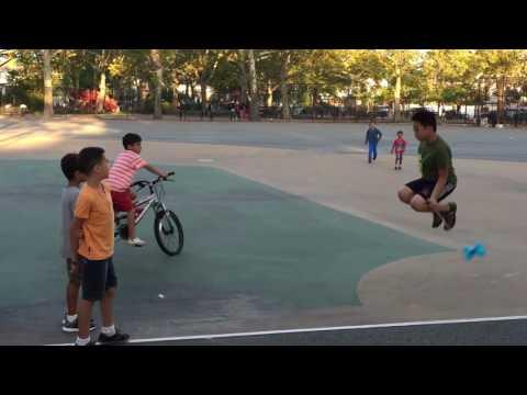 Chinese Yoyo - Freestyle Practice