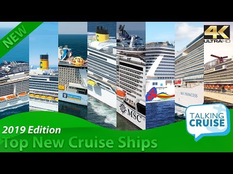 Ultimate Guide to the Top New Cruise Ships (2019 Edition)