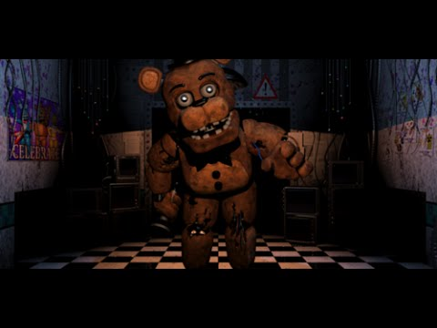 five nights at freddy's roblox games