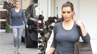 Kim Kardashian Gets A Facial After South Park Mocking [2013]