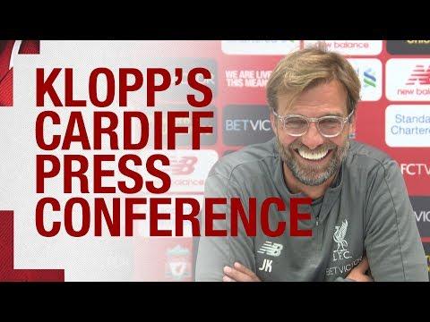 Jürgen Klopp's Pre-Cardiff Press Conference