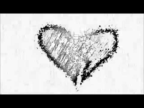 Broken Heart | Black and White Abstract Visuals (No Audio)
