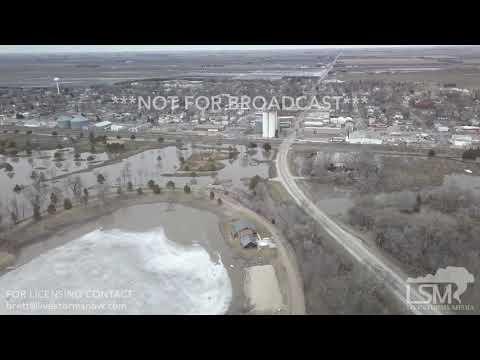 3-17-19 North Bend, Nebraska - Historic Flooding Aftermath