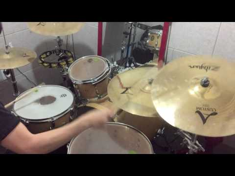 Escape the Fate - Something (Drum Cover)