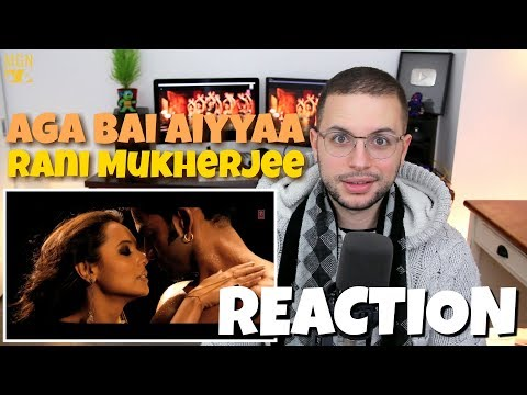 Aga Bai Aiyyaa | Rani Mukherjee, Prithviraj Sukumaran | REACTION
