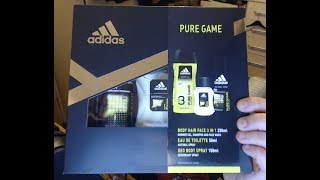 Adidas Pure Game Review