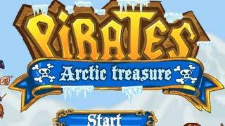 Pirates Arctic Treasure-Walkthrough