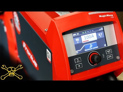 MagicWave 230i TIG Welder | Perfect Welding With Fronius