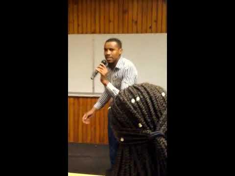 Br B. Kwankwa @ FCF NMMU - Sustainable streams (part 3)