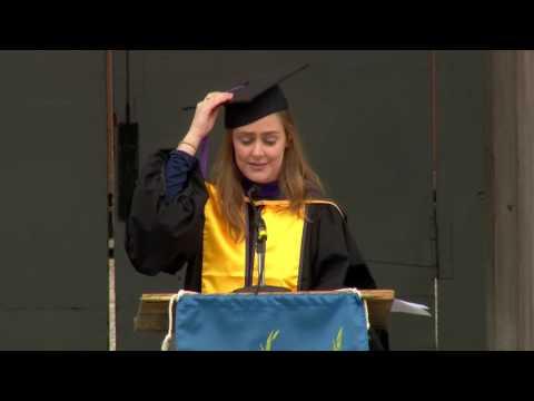 Student Speaker Karin Gaudet-Asmus: Berkeley Law Commencement 2016