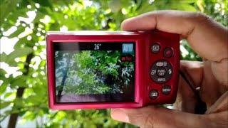 How To Use Canon IXUS 185 Digital Camera Detailed Information In Hindi Prasanna Patil