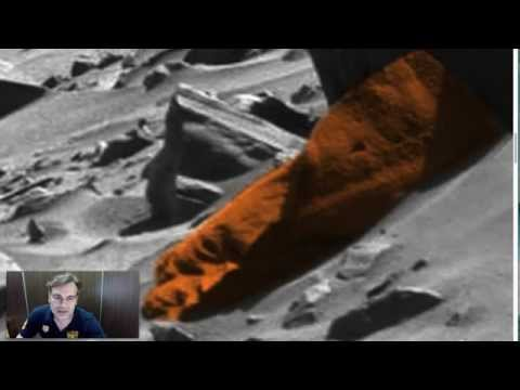 3 Faces on Mars, HD, Updated May 10, 2014, UFO Sighting .