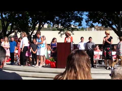 Santa Clarita Elementary School 2014 Graduation 4 of 4