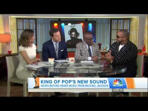 New Michael Jackson Album 'Xscape' - Timbaland-Interview (Today, NBC)