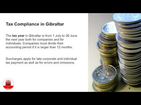 Paying Taxes in Gibraltar