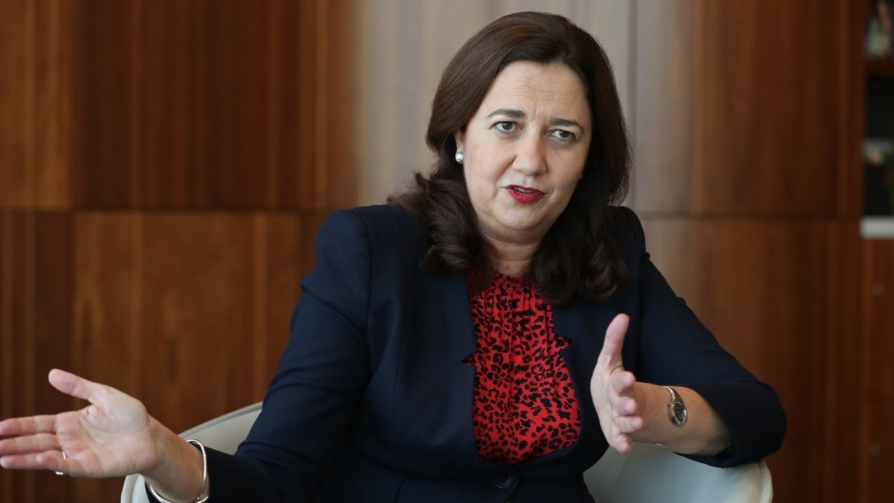 'A nurse should know better': Qld premier's blunt message to ill staffer – Sky News Australia
