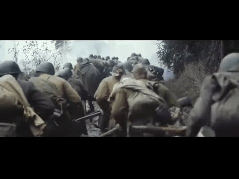 WW2 - Major fighting between German Wehrmacht & Red Army  