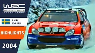 WRC Highlights: Sweden 2004: 52 Minutes