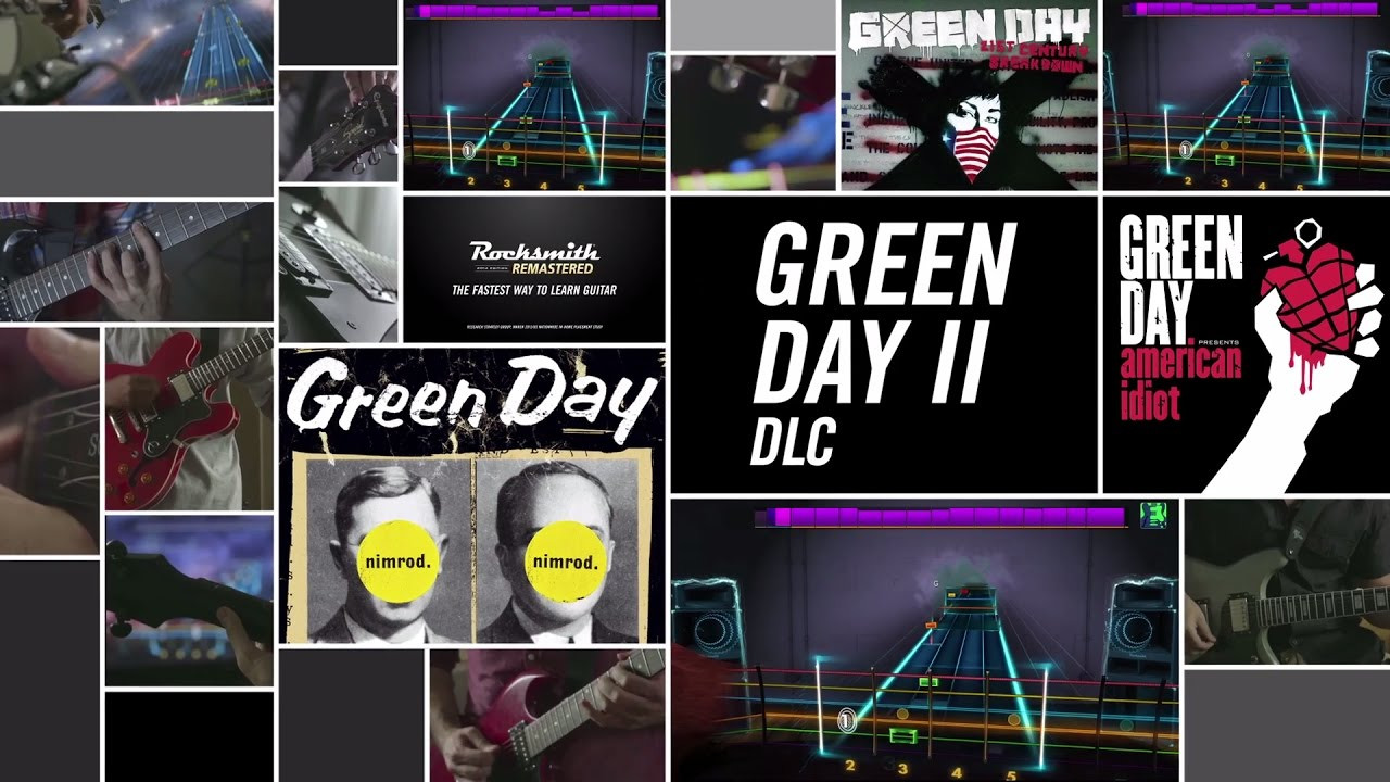 Green Day Song Pack II