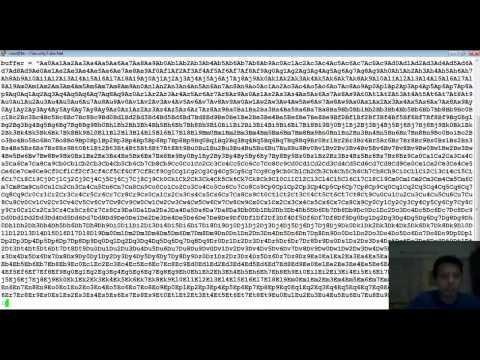 Exploit Research Megaprimer Part 5 Freesshd Buffer Overflow