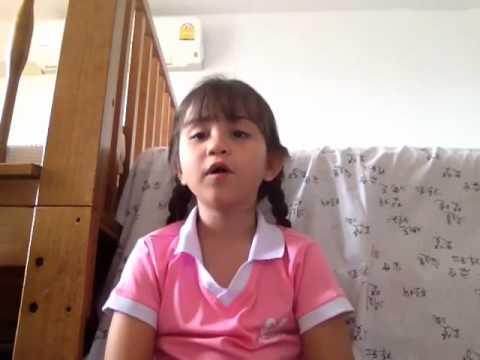Aymee - Count 1-100 นับเลขภาษาอังกฤษ