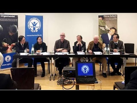 International Society for Human Rights Condemns the CCP's Violations of Human Rights