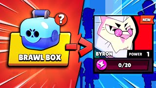 One Box.. One Mythic Brawler Byron..?! No.. But Still Lucky!!