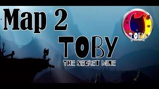 Toby The Secret Mine Walkthrough MAP 2