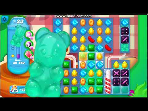 CANDY CRUSH SODA Saga Level 2528 ★★★