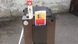 Видео обзор котлов длительного горения TverdoTOP HARD