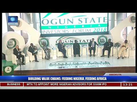 Building Value Chains Aimed At Feeding Nigeria,Africa Pt.4  Ogun Investors'Forum