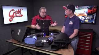 Pat and Rick Robinson on cold air intakes - Goss' Garage