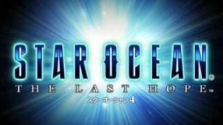 Star Ocean the last hope: Battle theme