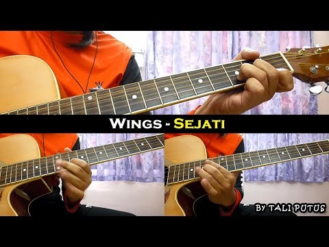 Wings - Sejati (Instrumental/Full Acoustic/Guitar Cover)