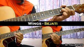 Baixar Wings - Sejati (Instrumental/Full Acoustic/Guitar Cover)