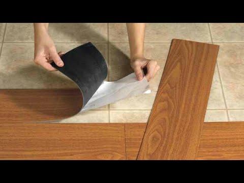 Como instalar piso vinilico youtube - Instalacion piso vinilico en rollo ...